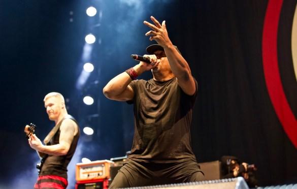 Prophets of Rage @ Ozzfest Meets Knotfest 11/4/17. Photo by Derrick K. Lee, Esq. (@Methodman13) for www.BlurredCulture.com.