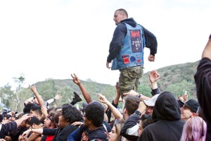Atmosphere at Ozzfest Meets Knotfest 11/29/17. Photo by Derrick K. Lee, Esq. (@Methodman13) for www.BlurredCulture.com.