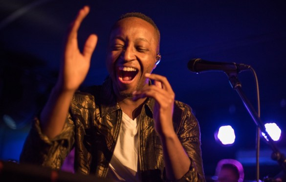 Rationale @ Mercury Lounge 11/8/17. Photo by Mike Golembo (@Instalembo) for www.BlurredCulture.com.