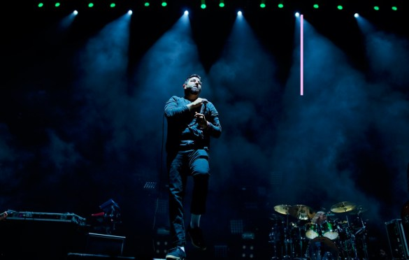 Deftones @ Ozzfest Meets Knotfest 11/4/17. Photo by Derrick K. Lee, Esq. (@Methodman13) for www.BlurredCulture.com.