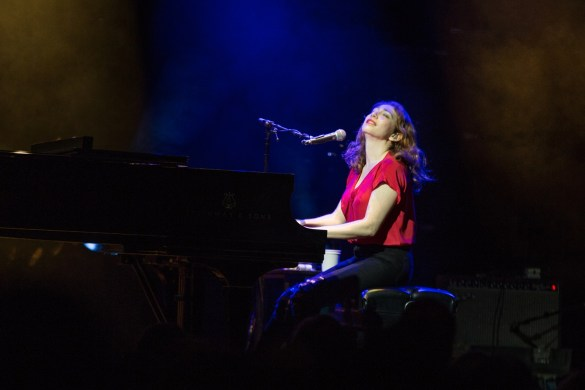 Regina Spektor @ House of Blues (Anaheim) 10/22/17. Photo by Sonya Singh (@Sonyacansingh) for www.BlurredCulture.com.