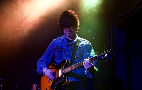 The Tissues @ The Echo 11/25/17. Photo by Derrick K. Lee, Esq. (@Methodman13) for www.BlurredCulture.com.
