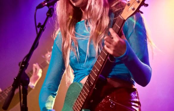 The Aquadolls @ The Echo 11/25/17. Photo by Derrick K. Lee, Esq. (@Methodman13) for www.BlurredCulture.com.