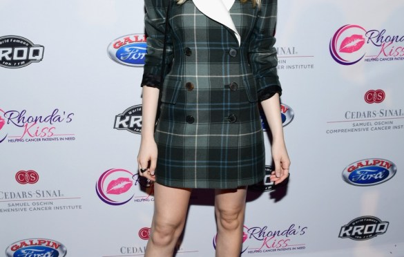 LOS ANGELES, CA - DECEMBER 08:  Emily Ruhl attends the 2017 Rhonda's Kiss Benefit Concert at Hollywood Palladium on December 8, 2017 in Los Angeles, California.  (Photo by Emma McIntyre/Getty Images for Rhonda's Kiss). Used with permission.