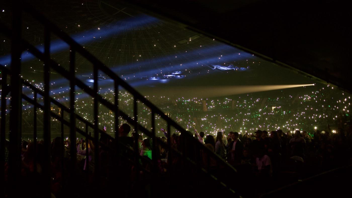 Power 106's Cali Christmas @ The Forum 12/16/17. Photo by Derrick K. Lee, Esq. (@Methodman13) for www.BlurredCulture.com.