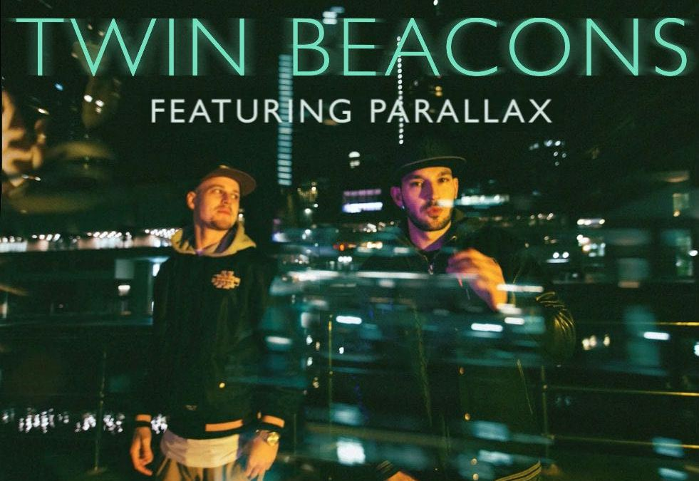 Video: C.A.M and Parallax collab for 'Twin Beacons'
