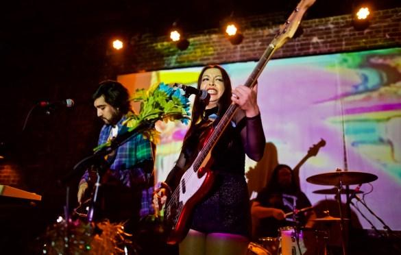 Aud Mammal @ The Hi Hat 12/30/17. Photo by Derrick K. Lee, Esq. (@Methodman13) for www.BlurredCulture.com.