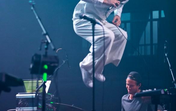 Sir Sly @ Fonda Theatre 1/12/18. Photo by Derrick K. Lee, Esq. (@Methodman13) for www.BlurredCulture.com.