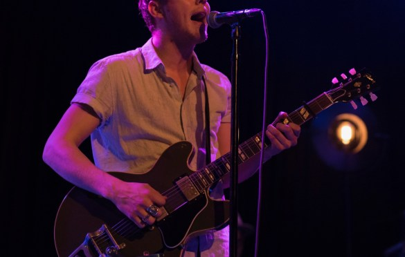 Anderson East @ Music Hall of Williamsburg 1/12/18. Photo by Mike Golembo (@Instalembo) for www.BlurredCulture.com.