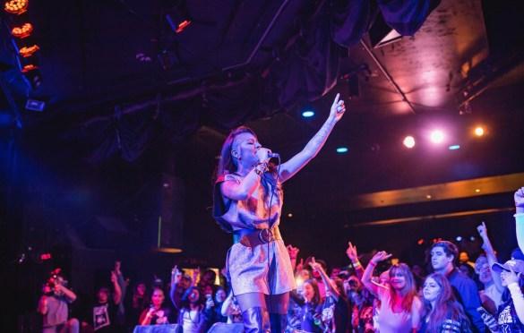 Reverie @ The Roxy 1/12/18. Photo by Ian Zamorano (@UnfollowChamo) for www.BlurredCulture.com.