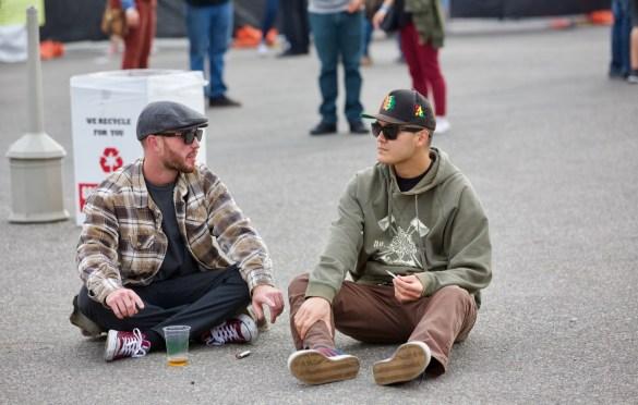 One Love Cali Reggae Fast 2018 @ The Queen Mary. Candid. Photo by Derrick K. Lee, Esq. (@Methodman13) for www.BlurredCulture.com.