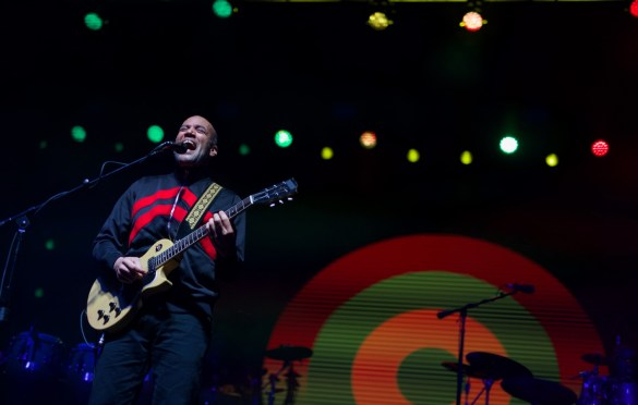 Ben Harper and the Innocent Criminals. One Love Cali Reggae Fast 2018 @ The Queen Mary 2/11/18. Photo by Derrick K. Lee, Esq. (@Methodman13) for www.BlurredCulture.com.