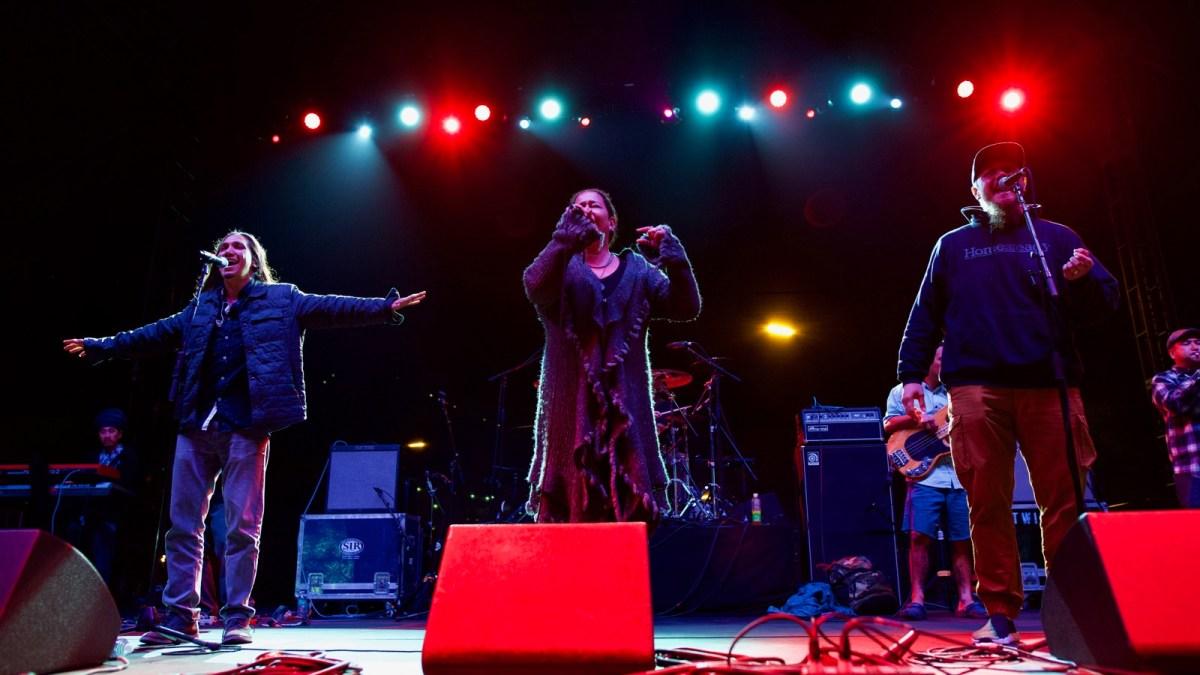 Ooklah the Moc. One Love Cali Reggae Fast 2018 @ The Queen Mary 2/10/18. Photo by Derrick K. Lee, Esq. (@Methodman13) for www.BlurredCulture.com.