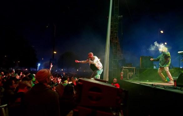 Collie Buddz. One Love Cali Reggae Fast 2018 @ The Queen Mary 2/10/18. Photo by Derrick K. Lee, Esq. (@Methodman13) for www.BlurredCulture.com.