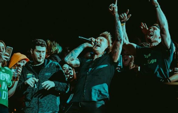 Papa Roach @ Peterson Events Center 3/17/18. Photo by Jackson Fleming (@JacksonHFleming) for www.BlurredCulture.com.