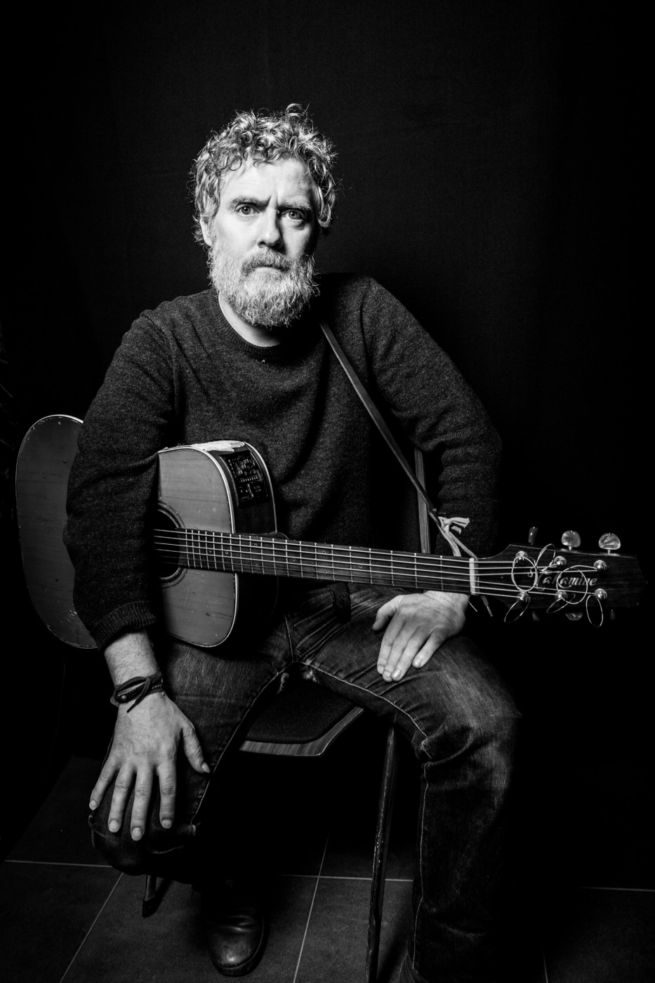 Glen Hansard. Photo by Mikolaj Ruthkowski. Courtesy of the artist. Used with permission.