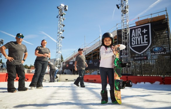 Atmosphere @ Air + Style 2018. Photo courtesy of Air + Style. Used with permission.