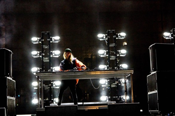 Cashmere Cat @ Air + Style 3/3/18. Photo courtesy of Air + Style. Used with permission.