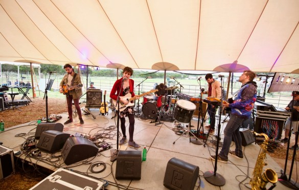 Ezra Furman at Luck Reunion 3/15/18. Photo by Derrick K. Lee, Esq. (@Methodman13) for www.BlurredCulture.com.