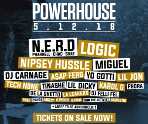 Powerhouse 2018. Power 107.