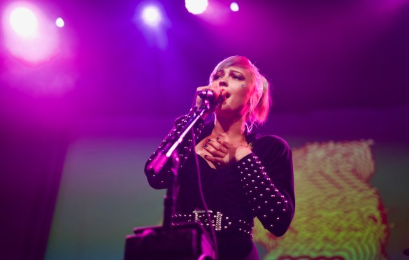 Tillie @ Broke L.A. 4/22/18. Photo by Derrick K. Lee, Esq. (@Methodman13) for www.BlurredCulture.com.