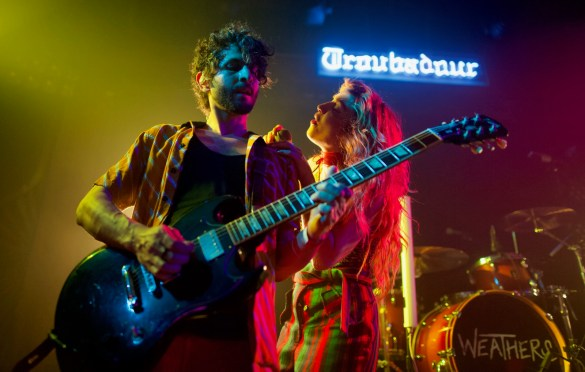 Smoke Season @ The Troubadour 4/4/18. Photo by Derrick K. Lee, Esq. (@Methodman13) for www.BlurredCulture.com.