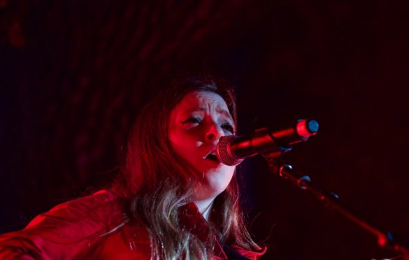 Jade Bird @ Pelons during SXSW 3/12/18. Photo by Derrick K. Lee, Esq. (@Methodman13) for www.BlurredCulture.com.