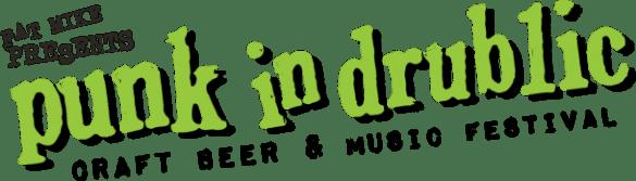 Punk in Drublic 2018 header