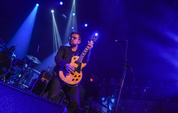 Above Ground Presented by Dave Navarro and Billy Morrison @ The Belasco Theater 4/16/18. Photo by Constantin Preda (@ctpredaportraits) for www.BlurredCulture.com.