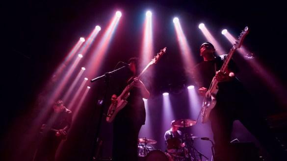Brass Box at Moroccan Lounge 4/17/18. Photo by Derrick K. Lee, Esq. (@Methodman13) for www.BlurredCulture.com.