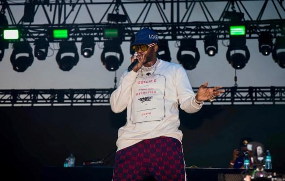 2 Chainz @ The Smoker's Club Fest 4/28/19. Photo by Markie Escalante (@Markie818) for www.BlurredCulture.com.