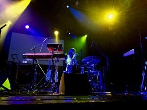 Elise Trouw @ The El Rey Theatre 4/26/18. Photo by Emilie Svensson (@emsven13) for www.BlurredCulture.com.