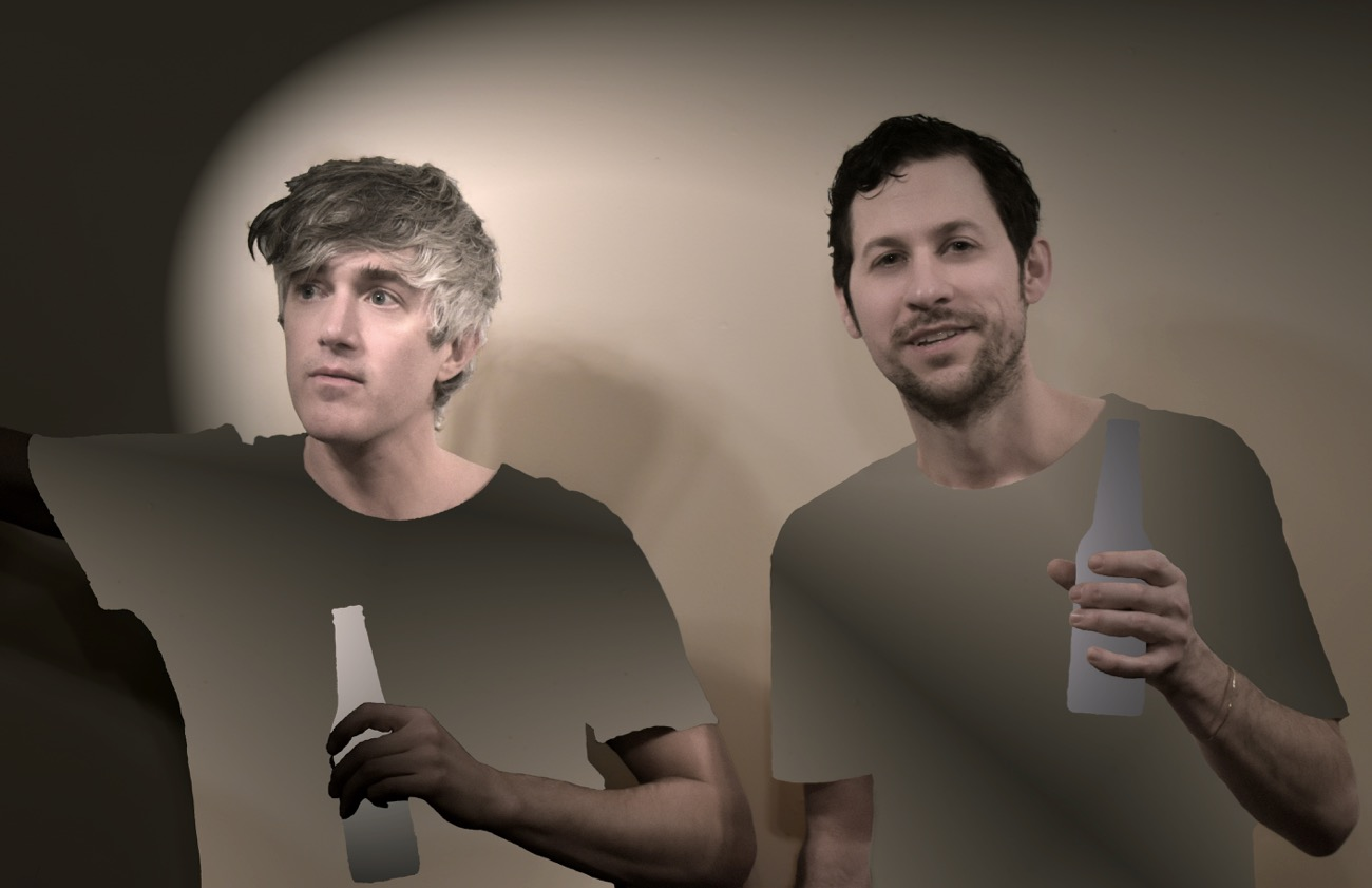 We Are Scientists. Photo courtesy of the artist. Used with permission.