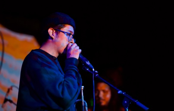 Cuco at LOUD Fest 2018. Photo by Derrick K. Lee, Esq. (@Methodman13) for www.BlurredCulture.com.