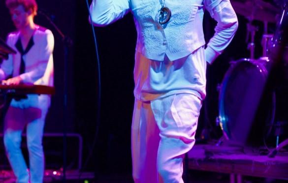 Michael Blume @ Teragram Ballroom 5/24/18. Photo by Derrick K. Lee, Esq. (@Methodman13) for www.BlurredCulture.com.