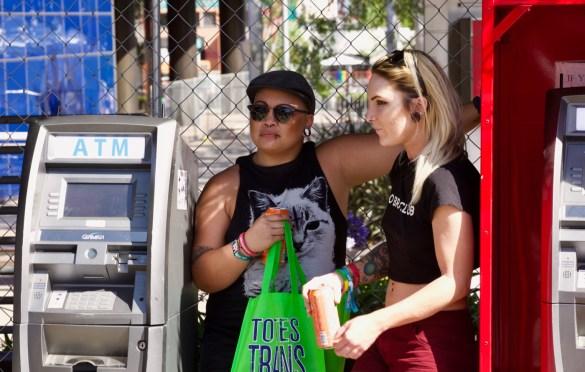 LA! Pride 2018. Atmosphere. Photo by Derrick K. Lee, Esq. (@Methodman13) for www.BlurredCulture.com.