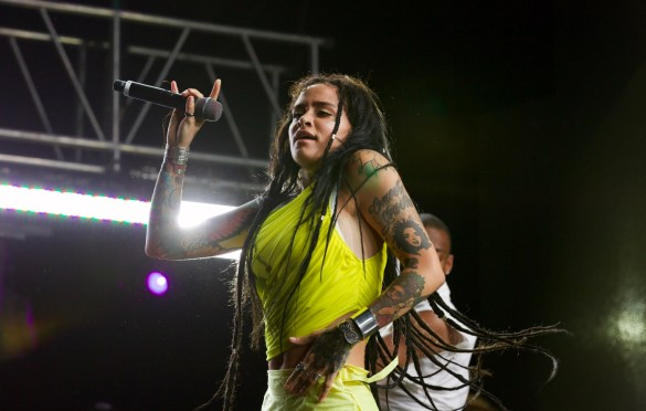 Kehlani @ LA! Pride 6/9/18. Photo by Derrick K. Lee, Esq. (@Methodman13) for www.BlurredCulture.com.