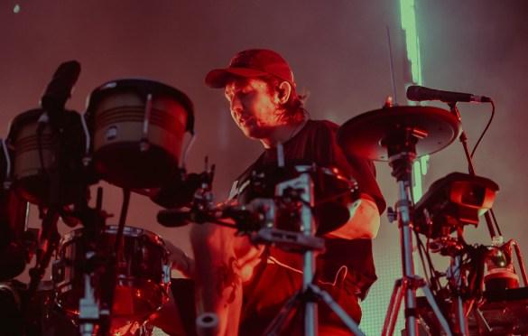 alt-J @  Stage AE 6/12/18. Photo by Jackson Fleming (@JacksonHFleming) for www.BlurredCulture.com.