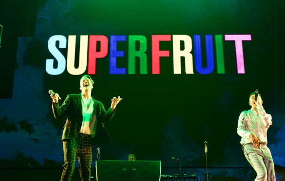 Superfruit @ LA! Pride 6/9/18. Photo by Derrick K. Lee, Esq. (@Methodman13) for www.BlurredCulture.com.