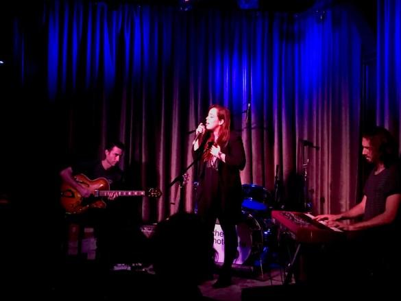 Lily Kershaw @ The Hotel Cafe 6/14/18. Photo by Rachel Ann Cauilan (@Rachelcansea) for www.BlurredCulture.com.
