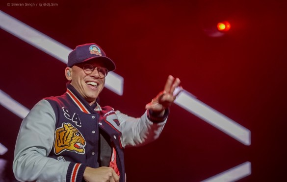 Logic @ Powerhouse 2018 @ The Glen Helen Amphitheater 5/12/18. Photo by Simran Singh (@dj.sim) for www.BlurredCulture.com.