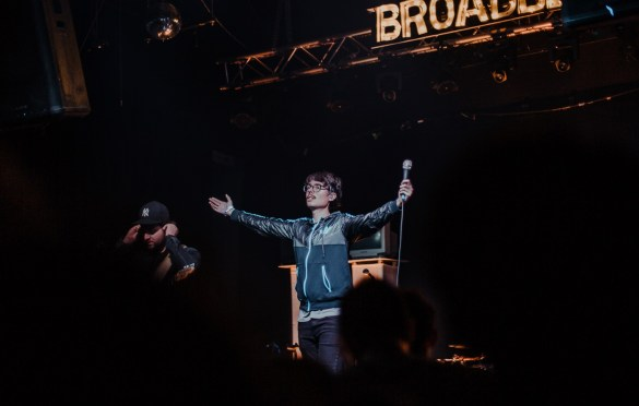 Joywave @ The Broadberry 7/17/18. Photo by Kiah Svendsen (@Kiah_Svendsen) for www.BlurredCulture.com.