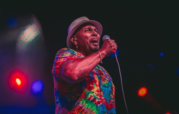 Aaron Neville @ Arroyo Seco Weekend 6/24/18. Photo courtesy of Goldenvoice. Used with permission.