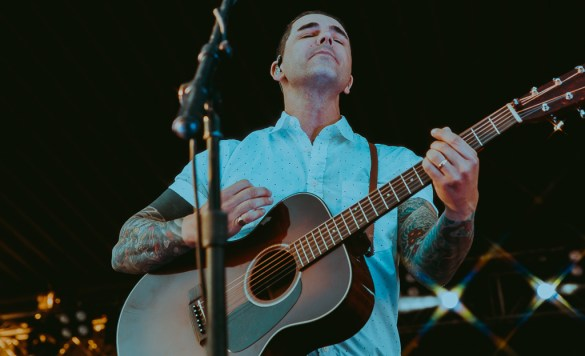 Dashboard Confessional @ 95X Big-X- Cuse in Syracuse 6/16/18. Photo by Jackson Fleming (@JacksonHFleming) for www.BlurredCulture.com.