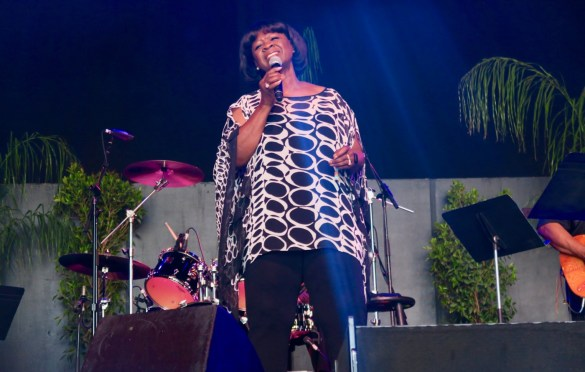 Irma Thomas @ Arroyo Seco Weekend 6/24/18. Photo by Derrick K. Lee, Esq. (@Methodman13) for www.BlurredCulture.com.
