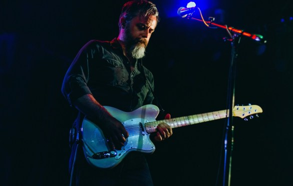 Minus The Bear @ The Mayan 6/7/18. Photo by Hector Vergara (@theHextron) for www.BlurredCulture.com.