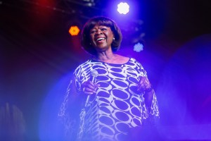 Irma Thomas @ Arroyo Seco Weekend 6/24/18. Photo courtesy of Goldenvoice. Used with permission.