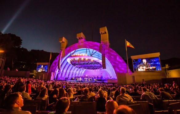 Kenny Loggins @ The Hollywood Bowl 7/13/18. Photo by Derrick K. Lee, Esq. (@Methodman13) for www.BlurredCulture.com.