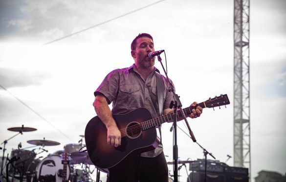 Chuck Ragan and the Camaraderie @ Stone Pony 8/18/18. Photo by Pat Gilrane Photo (@njpatg) for www.BlurredCulture.com.