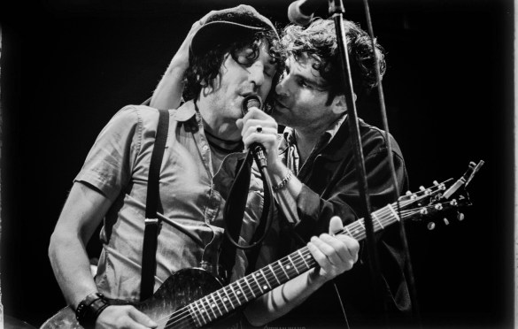 Adam Weiner & Jesse Malin @ Bowery Ballroom for